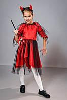Детский карнавальный костюм Чертик