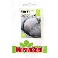 Семена  Капуста краснокочанная   Квит F1,  20 семян MoravoSeed