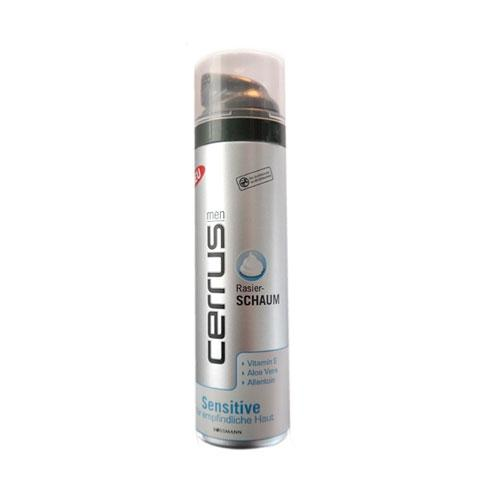 Cerrus Sensitive Пена для бритья чувствительной кожи 250 ml