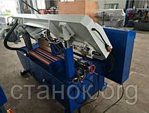 FDB Maschinen SGA 370 G ленточнопильный станок по металлу Ленточная пила Отрезной фдб сга, фото 2