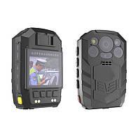 BOBLOV 64GB 140 Степень камера GPS 1080P HD Полицейский корпус камера Спорт камера Приводной детектор движения