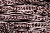 Тесьма окант. цепь 20мм (50м) коричневый , фото 1