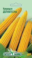 """Семена  кукурузы сахарной Деликатесная, среднеспелая, 10 г, """"Елiтсортнасiння"""", Украина"""