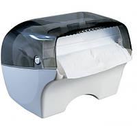 Настенно-настольный держатель бумажных рулонных полотенец Mar Plast (Италия) PLUS