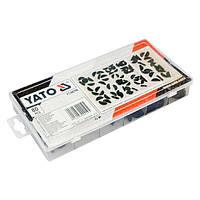 Набір шпонки напівкруглої YATO (YT-06790) 80 шт