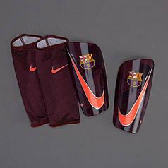 Щитки футбольные Nike FC Barcelona Mercurial Lite SP2112-608 (Оригинал)