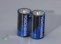 Батарейка LR14 1.5V ALKALINE(щелочная) YOKOHAMA