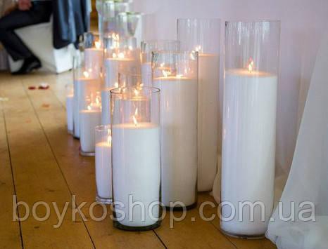 Пальмовый воск  для насыпной свечи