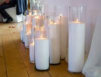 Стеарин для насыпной свечи