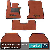 Модельные коврики в салон Nissan Silvia 1999-2002 Компл.: Полный комплект (4 места)