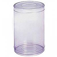 Тубус пластиковый 80*120 мм  пищевой
