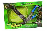 Набор оружия черепашки-ниндзя «Леонардо» - RZ1316, фото 1