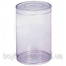 Тубус пластиковый 60*100 мм пищевой
