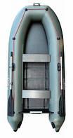 Надувная лодка Parsun 300 зеленая