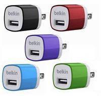 Сетевое зарядное устройство (СУЗ) - Belkin (5 V, 1 A)