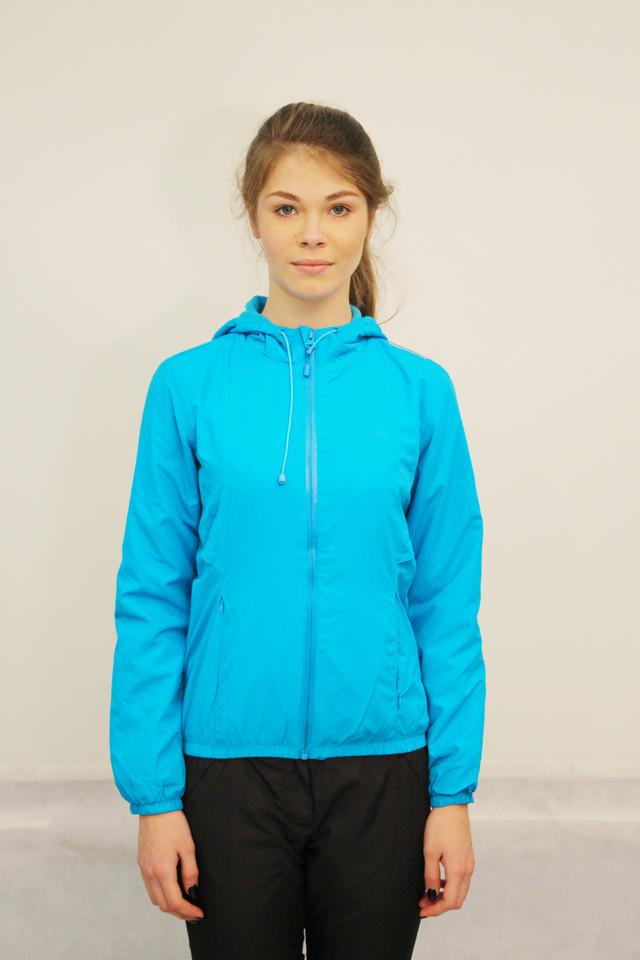 befc1c2d Женский спортивный костюм Adidas на флисе голубой с черным (86420) код 922А