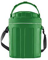 Изотермический контейнер  3,5 л, Mega, зеленый