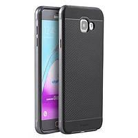 Чехол, бампер iPaky для смартфона Samsung G920 Galaxy S6 (GREY)