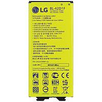 Аккумулятор (батарея) для LG BL-42D1F, 2460 мАч