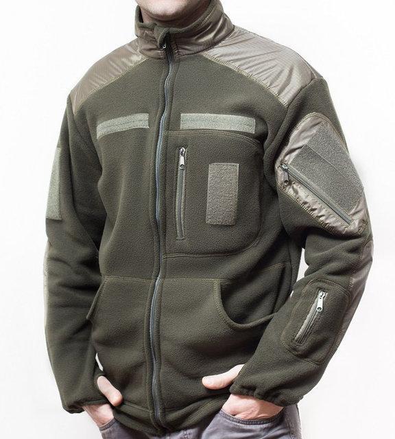 Куртка флисовая Tactic Level 3 (олива)