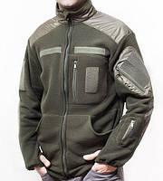 Куртка флисовая Tactic Level 3 (олива), фото 1