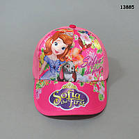 Кепка Sofia для девочки. 52-54 см, фото 1