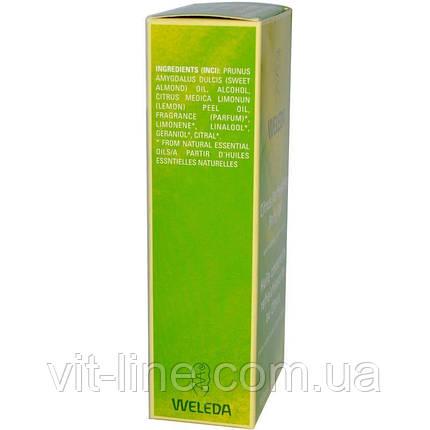 Weleda, Цитрусовое освежающий масло для тела (100 мл), фото 2