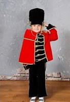 Детский карнавальный костюм Гусар Babyland Украина