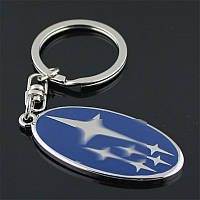 Брелок на ключи: с логотипом Subaru