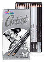 Набор для графики ARTIST SKETCHING ART SET, 80118PTR