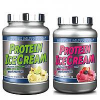 Мороженое Scitec Nutrition Protein Ice Cream 1250 g Красная ягода, Scitec Nutrition