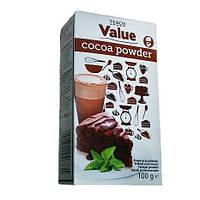 Какао Tesco Cocoa Powder 100г