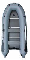 Надувная лодка Parsun 330E килевая серая  Код товара: 330E grey