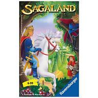 Настольная игра Фантазия Сказочная Страна Sagaland 6+ 2-4 игроков 10-30 мин