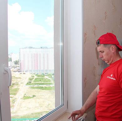 Регулировка пластиковых окон Святошино, Нивки, Борщаговка