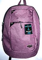 Рюкзак по ноутбук Wallaby 30*44 сиреневый, фото 1