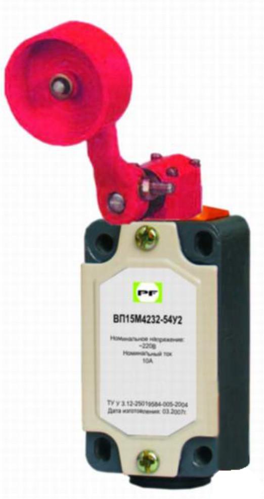 Выключатель путевой ВП15М4232-54