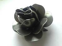 Роза декоративная штампованная Ф85х55мм