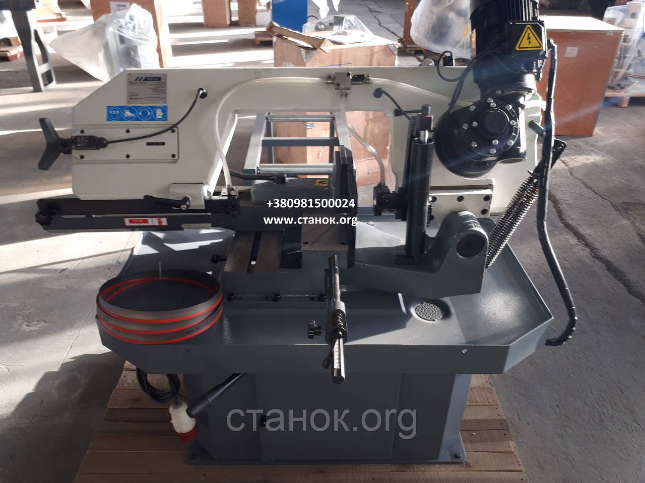 FDB Maschinen SG 250 PRO Ленточная пила Ленточнопильный станок по металлу отрезной фдб сг 250 про