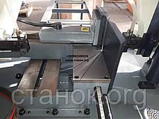 FDB Maschinen SG 250 PRO Ленточная пила Ленточнопильный станок по металлу отрезной фдб сг 250 про, фото 3