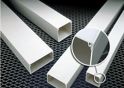 Пластиковый короб для кабеля / труб кондиционера Euro | Ukr
