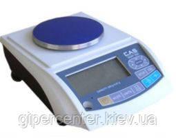 Весы лабораторные CAS MWP-300Н до 300 г, дискретность до 0,005 г, фото 2