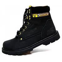 Мужские ботинки Caterpillar Black