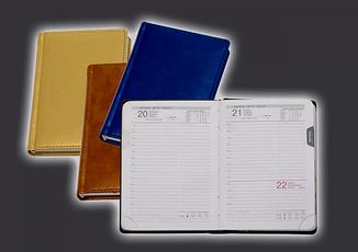 Ежедневник А5 датированный Latte/Saturn/Persuе/Skiver