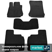 Модельные коврики в салон Mercedes M-Class (W163) 2001-2005 Компл.: Полный комплект (5 мест)