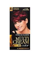Joanna Multi Cream Color - Краска для волос - 35 спелая вишня