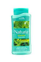 Joanna Naturia - Шампунь для жирных волос - Кропива и Зелёный чай  500 мл