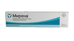 Спираль Мирена - внутриматочная система