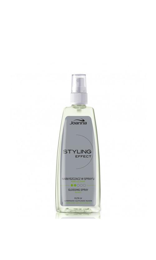Joanna Styling Effect  Спрей для волос С Блеском  150 мл