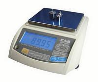 Весы лабораторные CAS MWP-3000Н до 3000 г, дискретность до 0,05 г